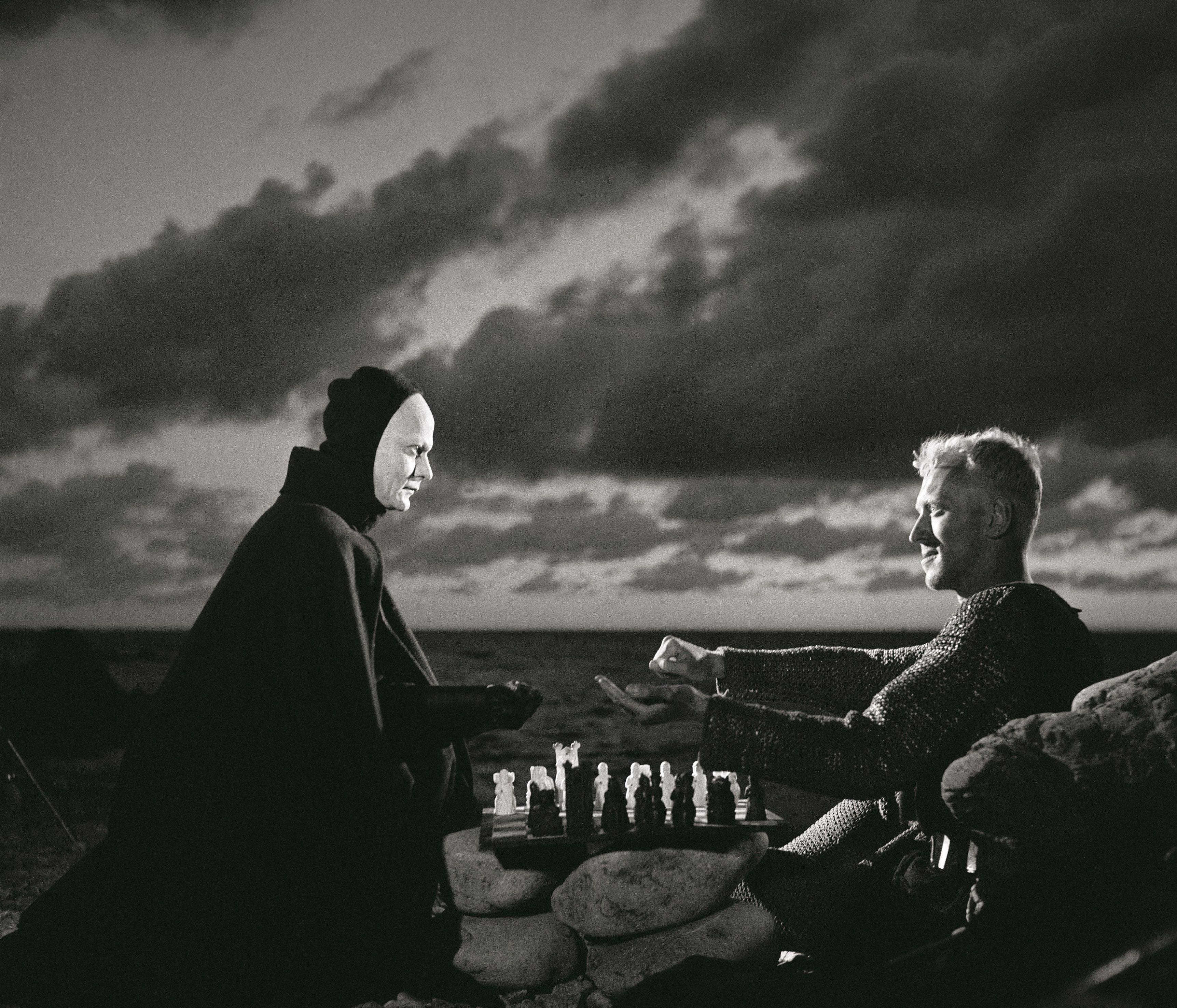 Månadens regionala Bergman-film: Det sjunde inseglet - Hanaholmen